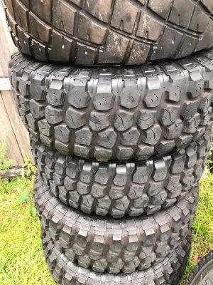 "35"" tires and wheels for Jeep Wrangler Gladiator for Sale in FL, US"
