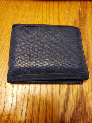 Authentic Gucci Wallet Foldable for Sale in Walnut Creek, CA