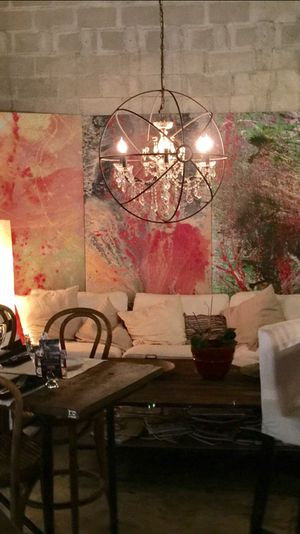 Metal chandelier for Sale in Miami, FL