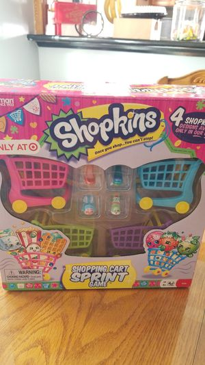 Shopkins game for Sale in Fountain Valley, CA