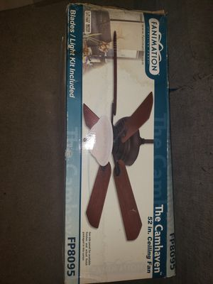 """Brand New Manhaven 52"""" Ceiling Dan w/remote for Sale in Indianapolis, IN"""