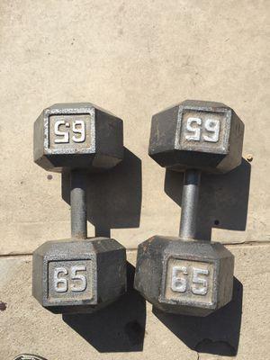 Dumbells for Sale in Bakersfield, CA