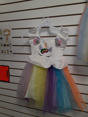 Unicorn dress for Sale in Bakersfield, CA