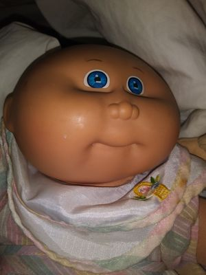 Cabbage Patch kids 1979-1983 all 4 dolls for $300.00 for Sale, used for sale  Henrico, VA