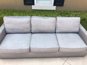 Gray Couch for Sale in Fullerton, CA