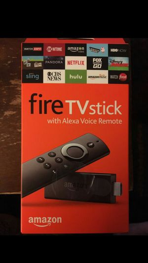 Unlocked New Amazon Firestick for Sale in Silver Spring, MD