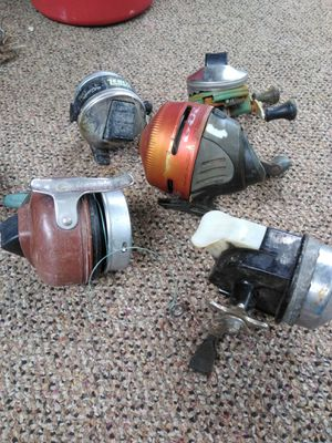 Vintage Fishing Reels - Awesome! for Sale in Onalaska, TX