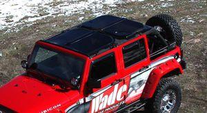 Jeep Wrangler JK 07-18 Wade Sky Top Rear for Sale in Seattle, WA