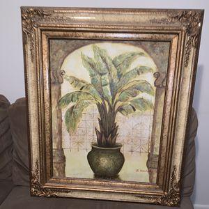 Art Picture Frame for Sale in Atlanta, GA