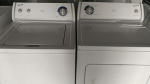Crosley by Whirlpool Super Capacity washer/dryer set for Sale in Lubbock, TX
