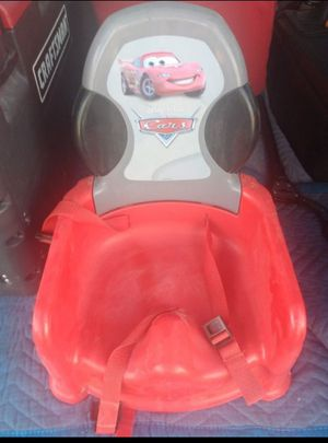 Cars Booster Seat for Sale in Las Vegas, NV