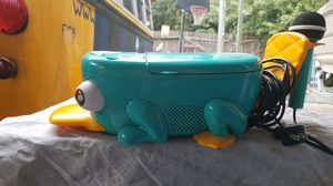 Perry Platypus karaoke CD/AUX player for Sale in Houston, TX