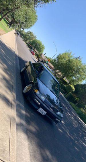 1991 Civic Honda for Sale in Modesto, CA
