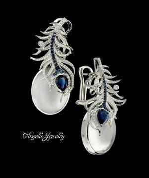 Moonstone Earrings for Sale in Frederick, MD