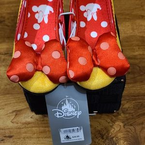 Disney Minnie Mouse Costume Shoes for Sale in Huntington Beach, CA