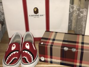 Bape Vans Size 9 (SUPREME TRADES) for Sale in Lorton, VA