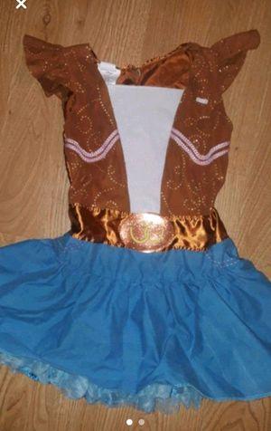 Disney costume 4-6x $8 for Sale in Cicero, IL