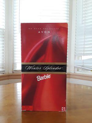 Avon Exclusive Winter Splendor Barbie for Sale in Inglewood, CA