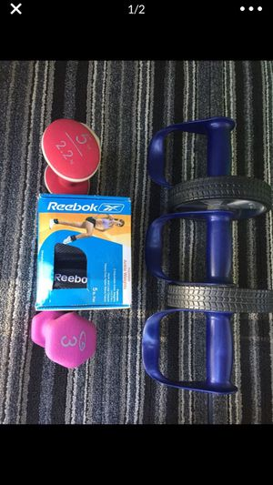 Workout stuff!!! Make offer. Goes to Highest offer for Sale in Escalon, CA