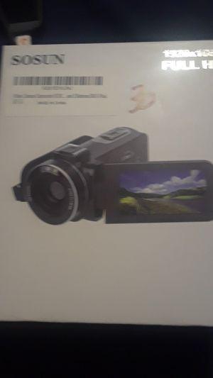 Digital video camera for Sale in Phoenix, AZ
