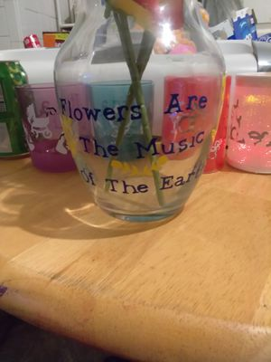 Flower vase for Sale in NC, US