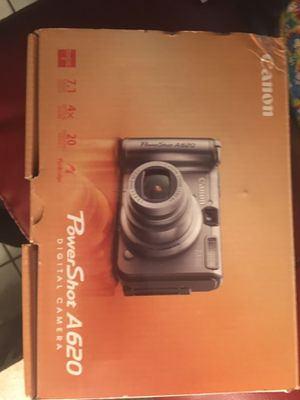 Canon power shot digital camera and video recorder for Sale in Largo, FL