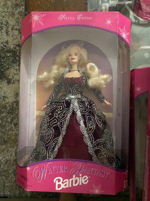 winter fantasy Barbie for Sale in Henderson, NV