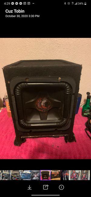 Size 10 speaker for Sale in Stockton, CA