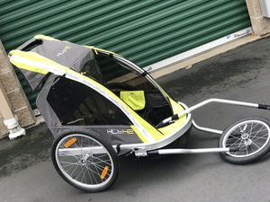 child carrier bike for 2 children for Sale in Kent, WA