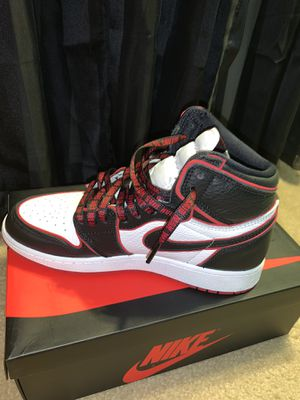 "Jordan retro 1 ""bloodline"" for Sale in Columbia, SC"
