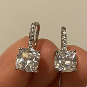 Square Shapped Silver Earrings Brand NEW 2021 for Sale in Dallas, TX
