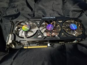 Gigabyte Windforce 770GTX 2G video card for Sale in Chambersburg, PA