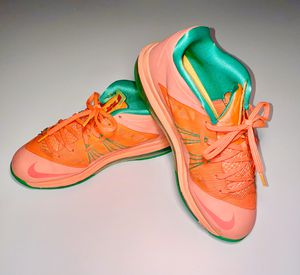 LeBron watermelon shoes for Sale in Houston, TX