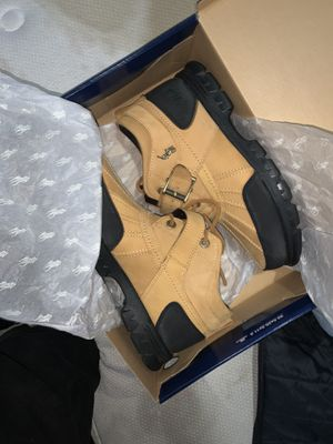 Polo Ralph Lauren Boots Low for Sale in Dallas, TX
