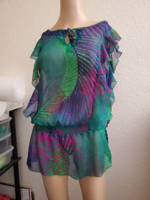 Summer tunic Top or bikini cover up by Express for Sale in Las Vegas, NV