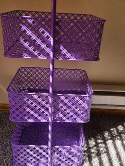 Metal 3 Tier Shelf/Organizer for Sale in Colorado Springs,  CO