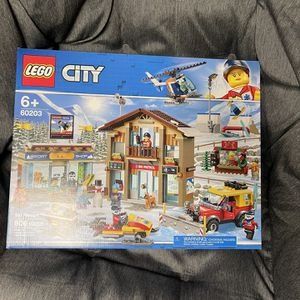 Lego City Ski Resort for Sale in West Covina, CA