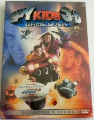 Spy Kids: Game Over 2-D & 3-D . Condition is Very Good. Shipped with USPS First Class Package. for Sale in Nashville, TN