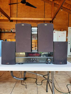 Yamaha home theater system for Sale in Dallas, TX