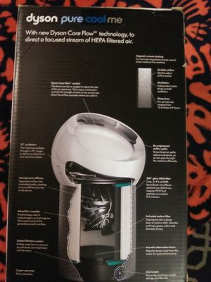 Dyson pure cool me(new in box) for Sale in Twin Falls, ID