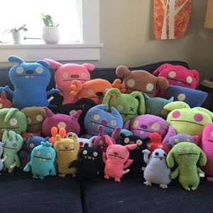 Ugly Doll Collection For sale for Sale in San Diego, CA