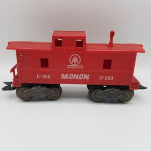 Marx C-350 Monon Red Caboose O / O27 for Sale in Chevy Chase, MD