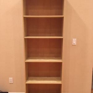 5 Shelf Bookcase for Sale in Milpitas, CA