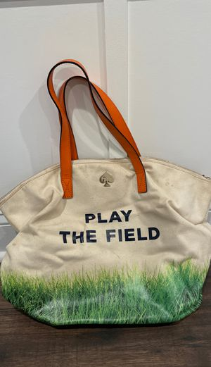 Kate Spade Call to Action Francis Tote Bag - Play the Field for Sale in Silver Spring, MD