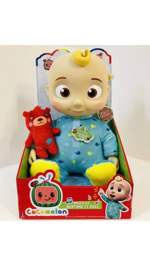 Cocomelon Singing & Talking Bedtime JJ Doll Plush Brand New for Sale in Los Angeles, CA