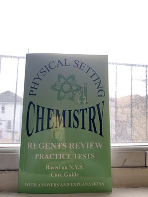 Physical Setting: Chemistry for Sale in The Bronx, NY