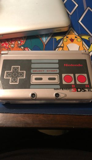 Nintendo 3ds xl special edition for Sale in San Antonio, TX