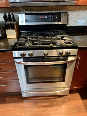 LG Stainless Steel Set for Sale in Bloomingdale, IL