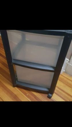Plastic Storage With Weels for Sale in Malden,  MA