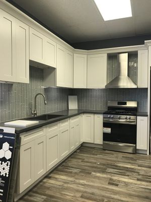 Cabinet - flooring- air conditioning- appliances for Sale in Santa Ana, CA